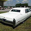 Cadillac series 75 fleetwood limousine-1966