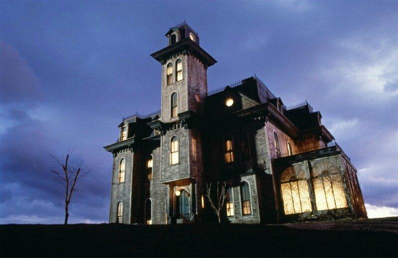 maison de famille Addams