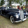 Mercedes 220S cabriolet de 1952 01