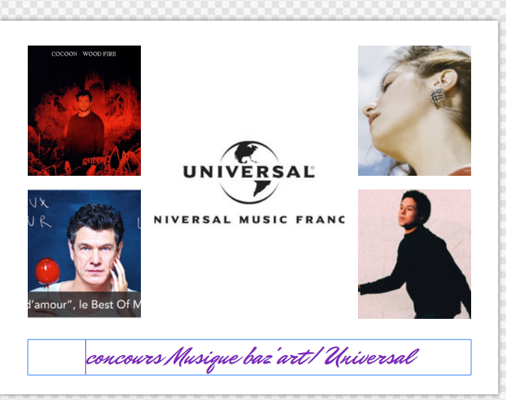 concours universal