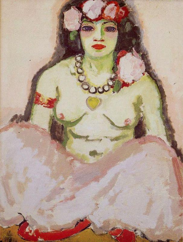 Femme_orientale_1910_de_Kees_van_Dongen