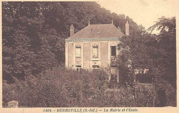 Hermeville - mairie