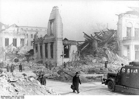 Berlin détruite