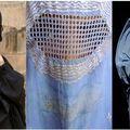 La burqa n'est pas une pratique musulmane