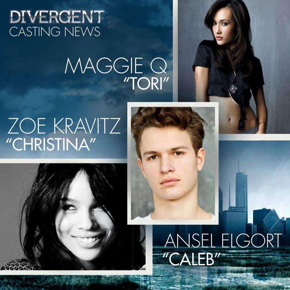 Cast Divergent