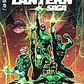 Urban comics : green lantern saga