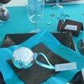déco table bleu 2