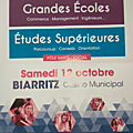 Salon studyrama à biarritz samedi 12 octobre