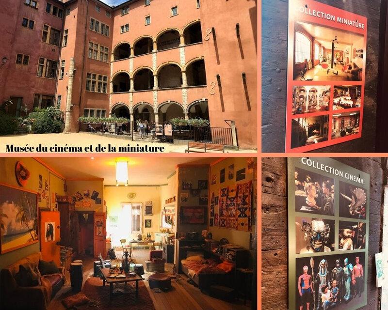 Musée du cinéma et de la miniature - Lyon