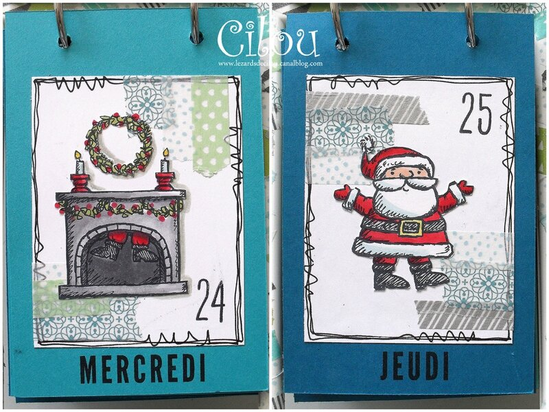 MINI ALBUM N°1 DECEMBRE 2014 photo 7 BLOG