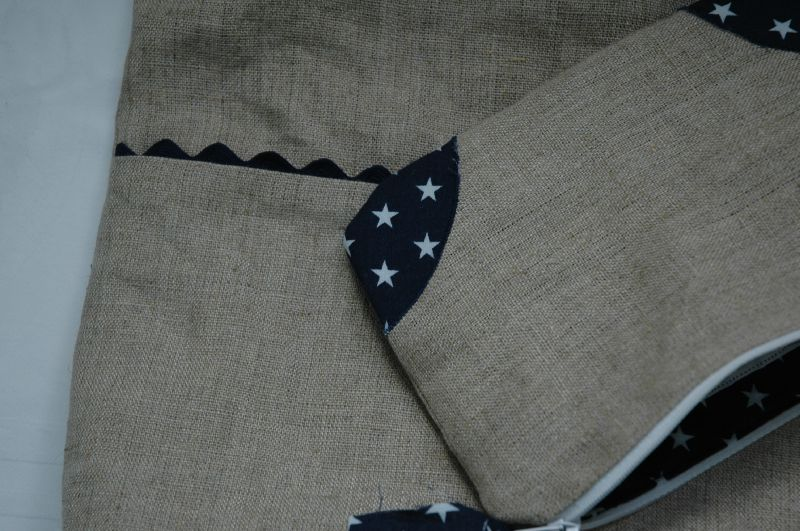 sac cabas etoile bleues (5)