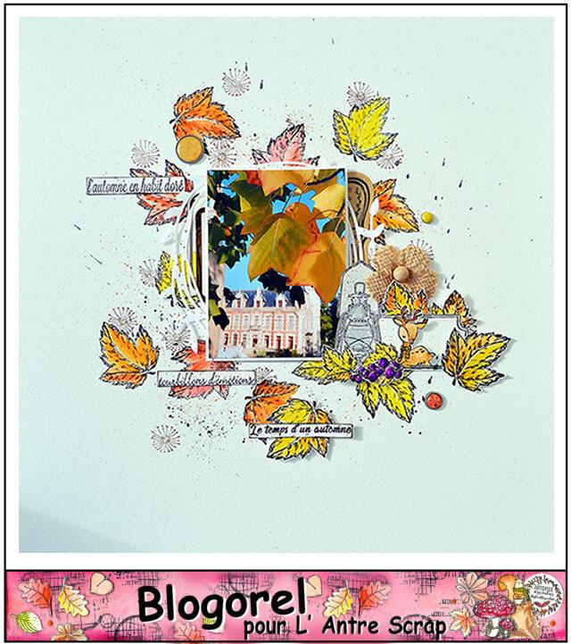 blogorel antre scrap inspi automne loreeduscrap
