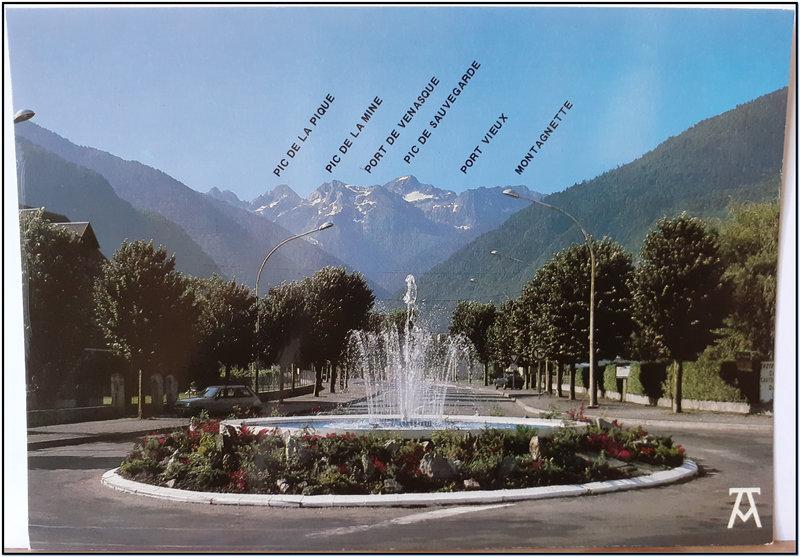 Bagnères de Luchon - Massif du Venasque