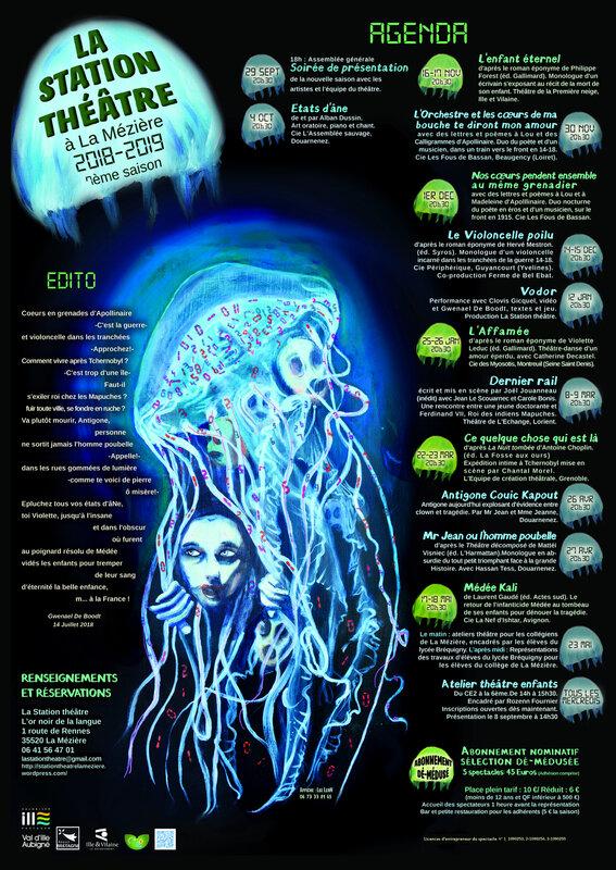 Affiche de Luz Léon
