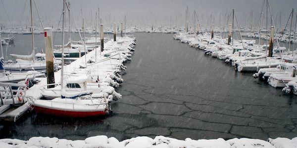 Chantereyne 2 sous la neige