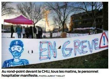 2017 12 13 SO Grève au CHU 1