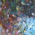 Acrylique et sable sur toile. 2009-2011.Oeuvres écoulées