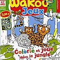 Couverture Hors série jungle