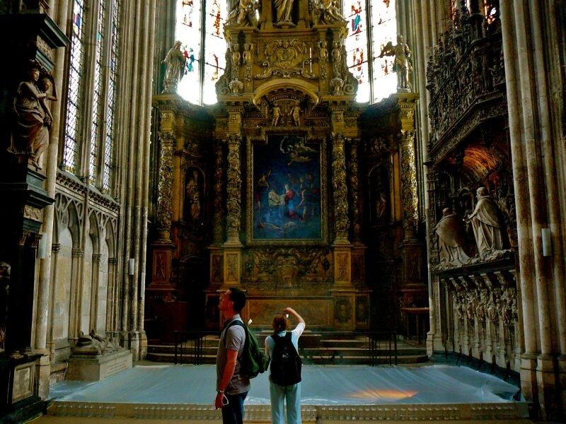 Les trésors de Notre-Dame.