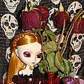 Roses fanées...