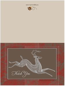 ThankYou_Deer_4x6_Cards