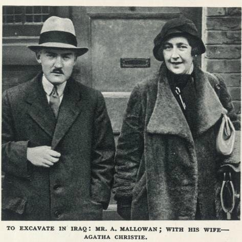 max-mallowan-and-agatha-christie