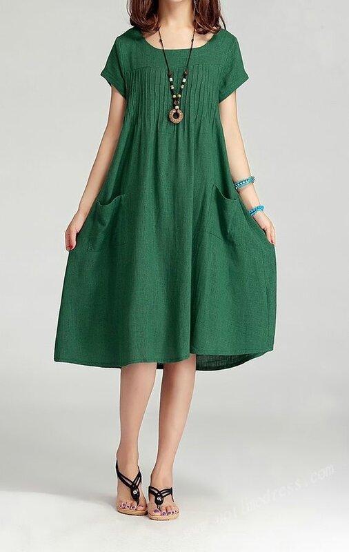 5829c6fc084e083b6f83df4f4f0cf2e3--linen-dresses-cotton-dresses