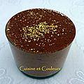 Cuisinons les restes : mousse pâtissière chocolat/banane