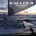 La traversée tonga-fidji