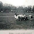 1915-11-06 Rugby Poitiers
