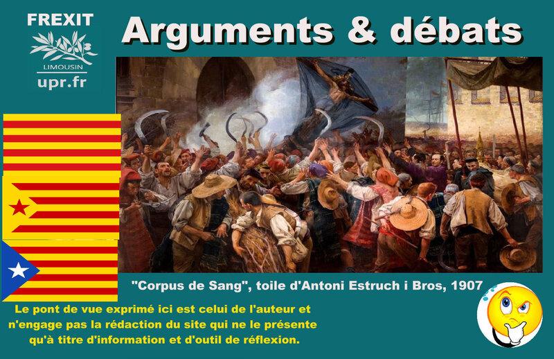 ARG CATALOGNE HISTOIRE