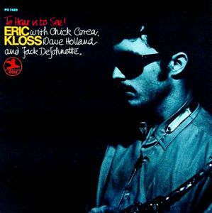 Eric Kloss - 1969 - To Hear Is To See! (Prestige)
