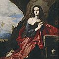 Jusepe de ribera's masterpiece mary magdalene on view @ the meadows museum