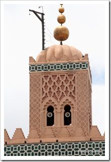 MOSQUEE KOUTOUBIA (17)