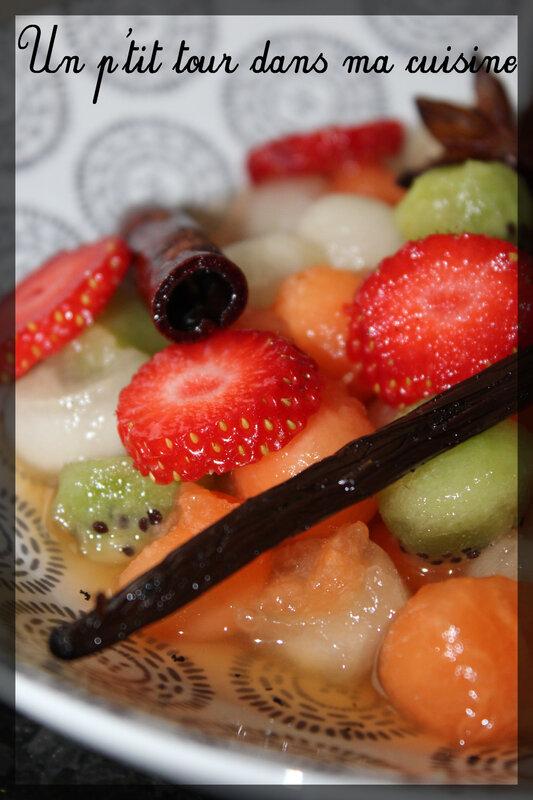 Salade de fruits sirop épicé2