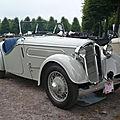 Dkw f5 sport roadster 1936