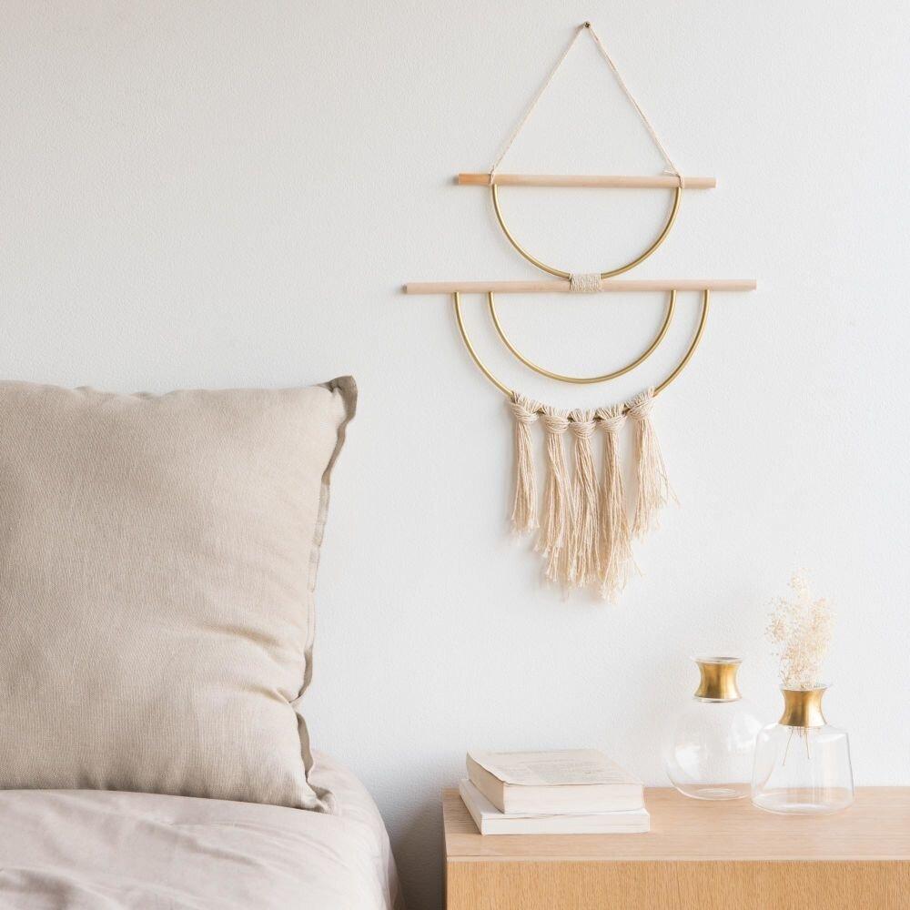 alternative d co la t te de lit les tissages en. Black Bedroom Furniture Sets. Home Design Ideas