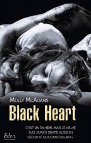 Black Heart de Molly Mc Adams