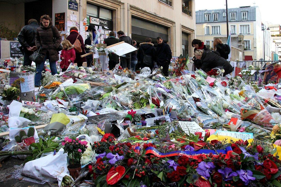 Hommage Charlie Hebdo (Siège C