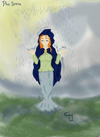 Pluie Sereine
