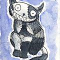 Shikuro is a cat + beuark