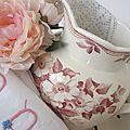 Vintage Romantic Roses 006L