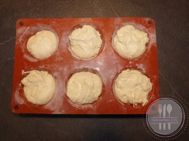 Petits pains aux pommes (3)