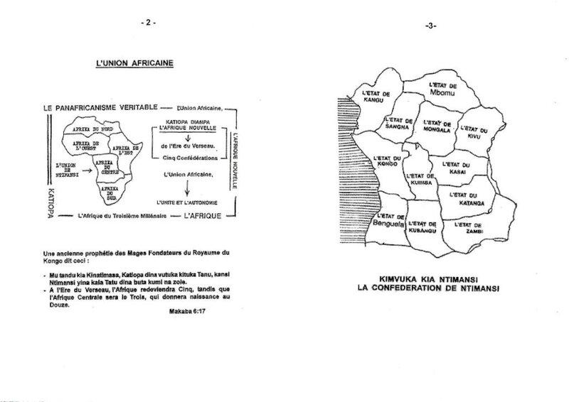 PRENDRE LA NATIONALITE KONGO b