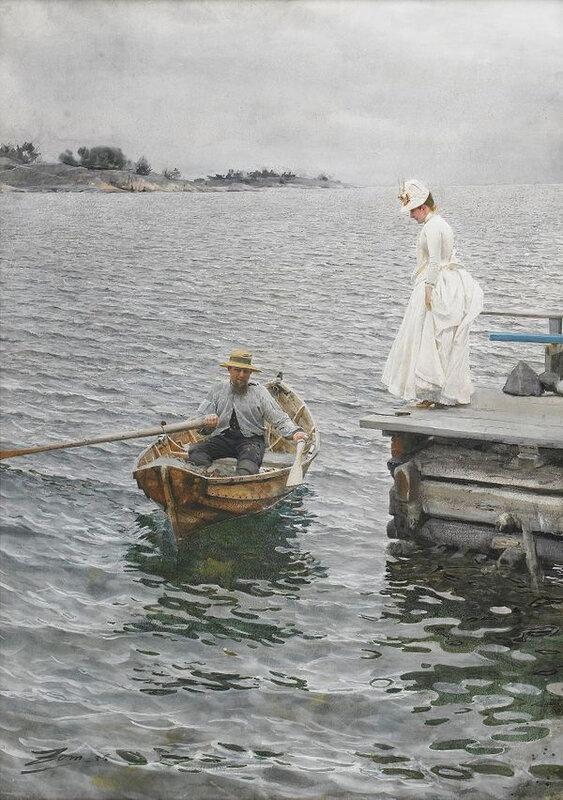 Collectif_Anders Zorn le maitre de la peinture suedoise_Vacances dete