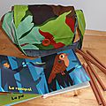 Couture: petit sac enfantin à vendre! #2