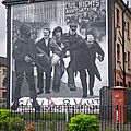 Bogside Mural - Bloody Sunday