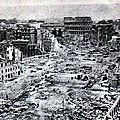 Campitelli - le tour du capitole (10/14). l'urbanisme fasciste du vide a encore frappé !