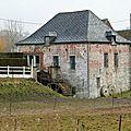 Le moulin Frison d'Hautrage, rue Octave Mahieu 42