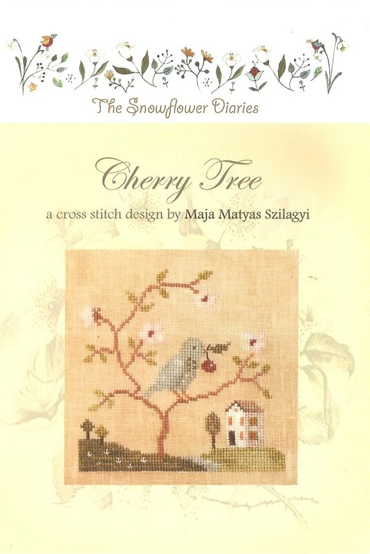 Cherry TreeSnowflower diaries